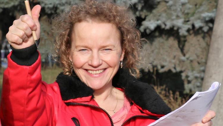 Petra Sandmann: Moldawien, mein erster Konvoi