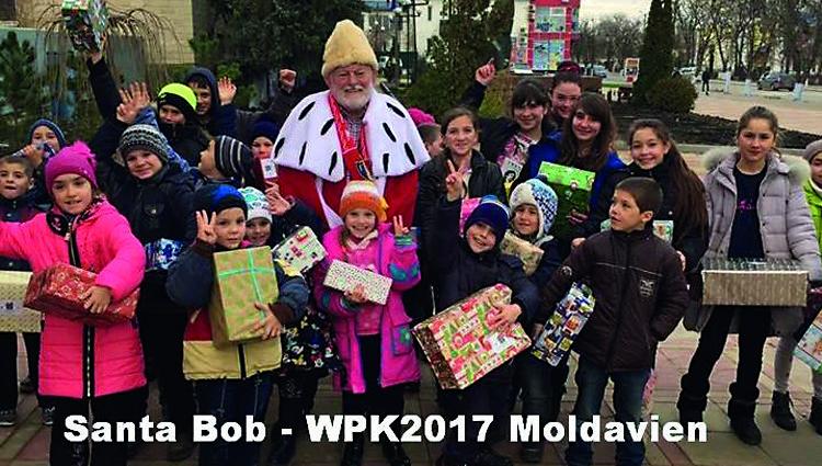 Bob Parton: Reisebericht Moldawien